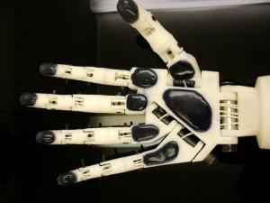3D Printed Animatronic Hand