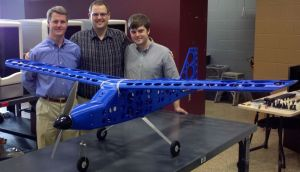 3D Plane Printed